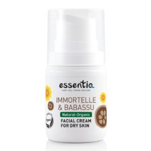 FACIAL CREAM IMMORTELLE & BABASSU